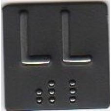 Car Station Braille ''LL''